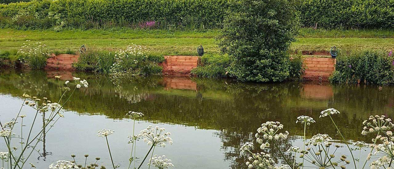 Luccombes Coarse Fishery Ponds